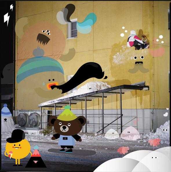 ARTAREA:skate&snow. Изображение № 6.