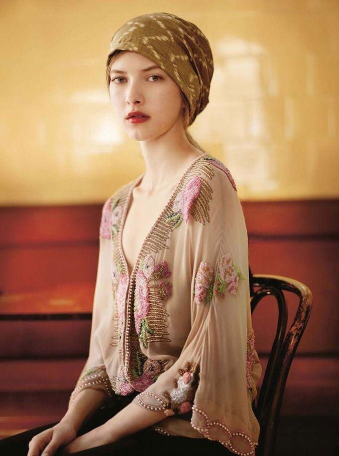 Вышли новые лукбуки Zara, Nasty Gal, Anna October и других марок. Изображение № 61.
