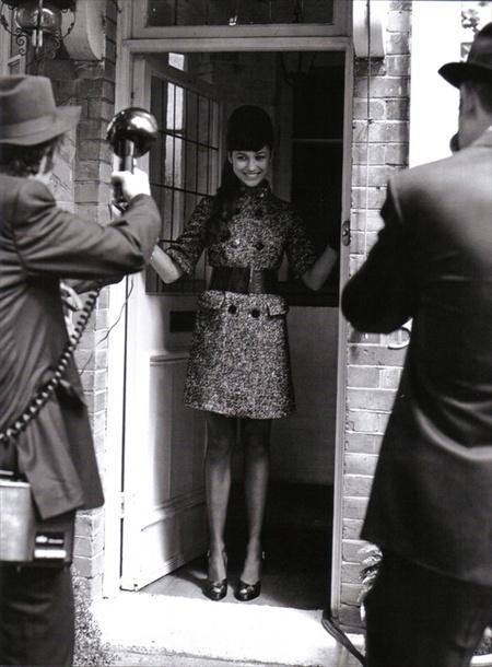 Ольга Куриленко вретро-фотосессии дляVogue Italia. Изображение № 4.