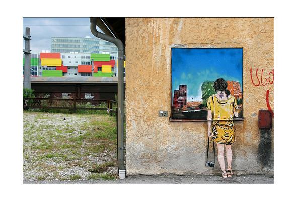 Изображение 49. Le стрит-арт.. Изображение № 69.