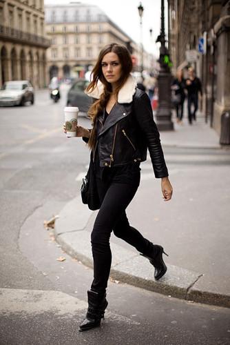 Почему fashion-блоггеры любят Acne?. Изображение № 9.
