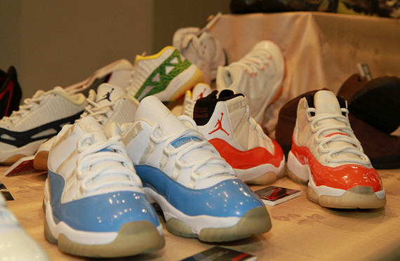 Air Jordan XI Samples & PEs @ K-PALS 2012. Изображение № 12.