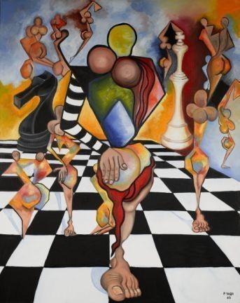 Изображение 1. Педро Яба - Искусство из Африки.. Изображение № 1.