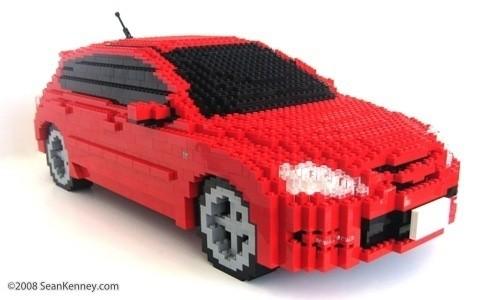 Изображение 39. Lego art: Люди, продолжающие играть.. Изображение № 39.