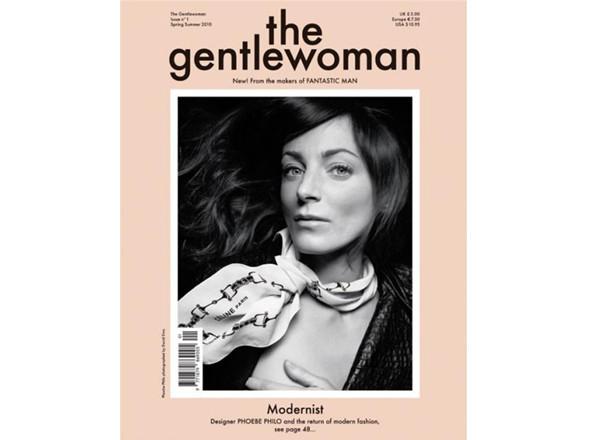Прямая речь: Пенни Мартин (The Gentlewoman). Изображение № 2.