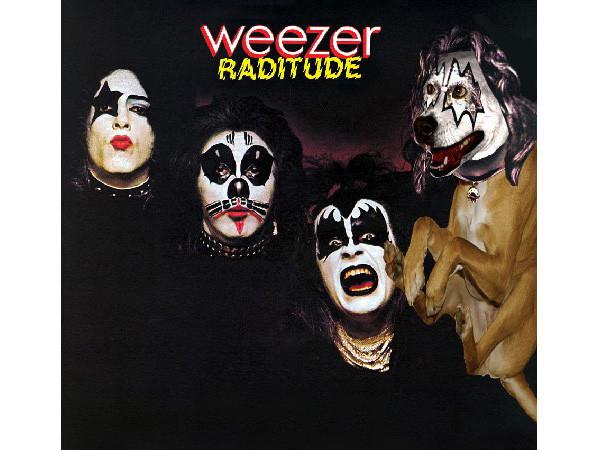 Журнал Spin Magсошел сума вместе сгруппой Weezer. Изображение № 15.