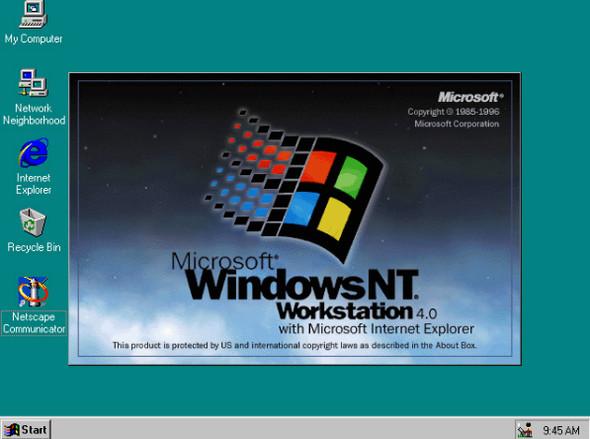 Изображение 11. Эволюция Windows.. Изображение № 6.