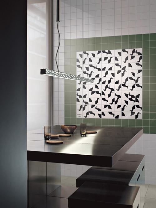 Черно-белый зоопарк: керамическая плитка от Bardelli. Изображение № 5.
