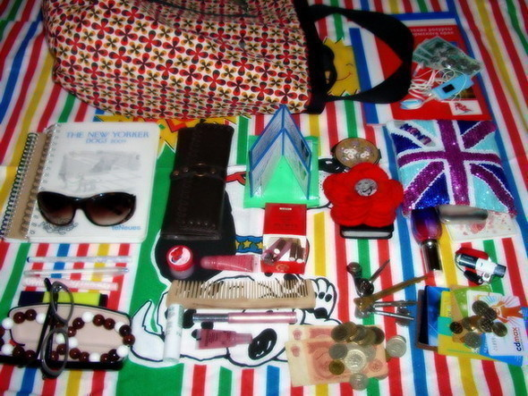 Look at Me: What's in your bag?. Изображение № 25.