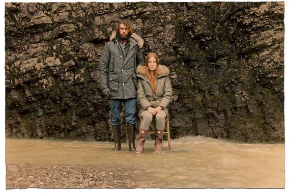 Рекламная кампания Woolrich F/W2011-2012. Изображение № 2.