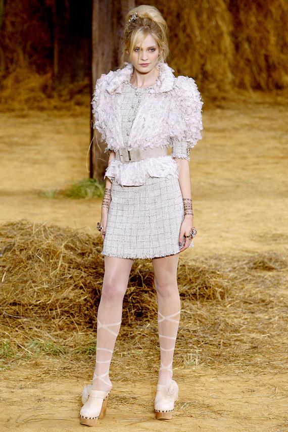 Chanel: Ходячие рекламы. Изображение № 17.