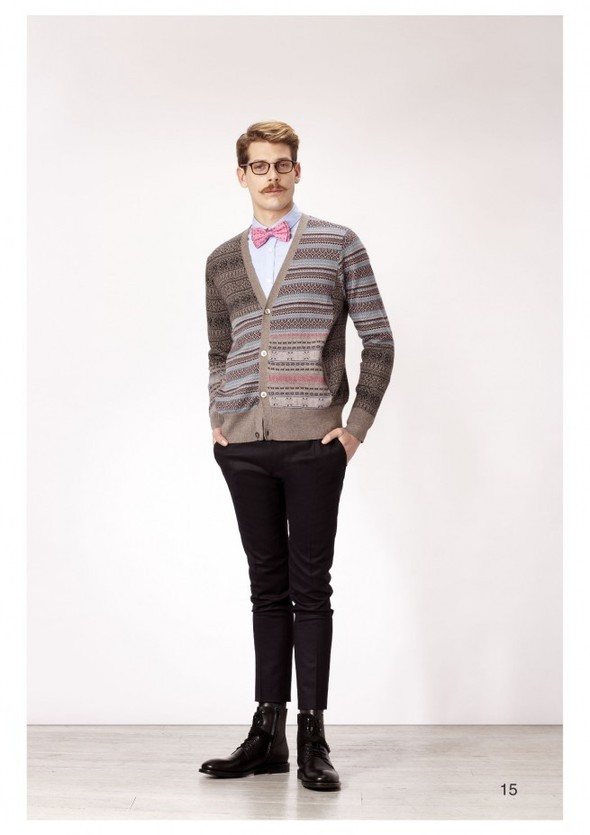 Paul & Joe Autumn/Winter 2011 Lookbook. Изображение № 2.