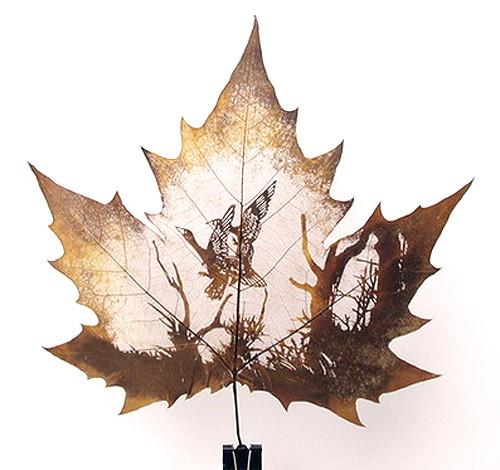 Резьба по листьям. Изображение № 11.