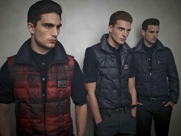 Лукбук: Dolce & Gabbana FW 2011 Men's. Изображение № 51.