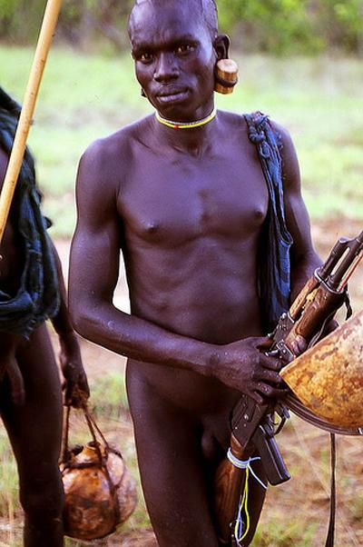 Африканский гламур. Изображение № 1.