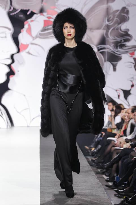 """Коллекция """"La Femme Magnifique"""" Модного Дома Игоря Гуляева. Изображение № 29."""