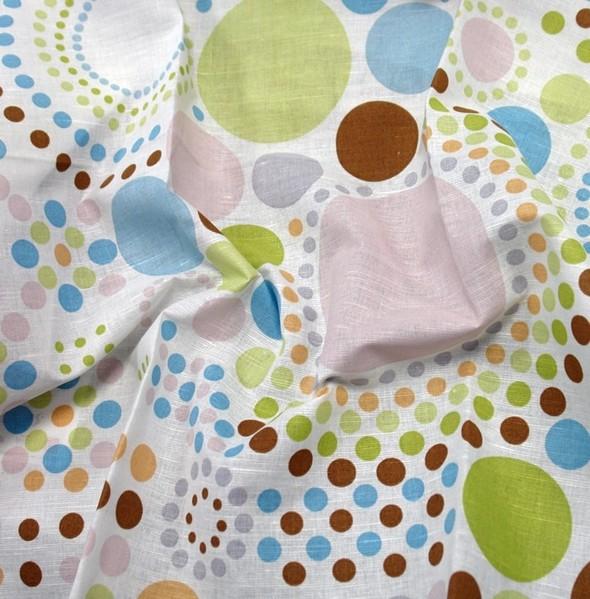 Линум: дизайн  тканей (советы, тренды, рекомендации). Изображение № 20.