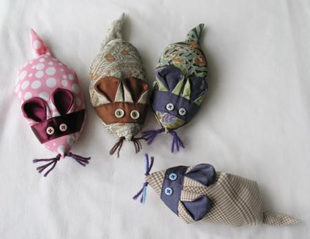 Relax Mouse идругие HANDMADE toys. Изображение № 4.