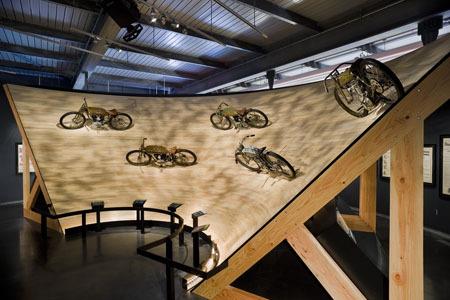 Музей Harley-Davidson вМилуоки. Изображение № 16.