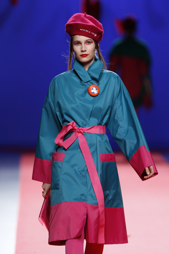 Испанцы Fall Winter 2011/2012: AGATHA RUIZ DE LA PRADA. Изображение № 17.