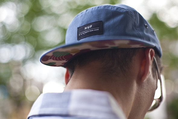 HUF Summer 2012 Collection Lookbook. Изображение № 9.