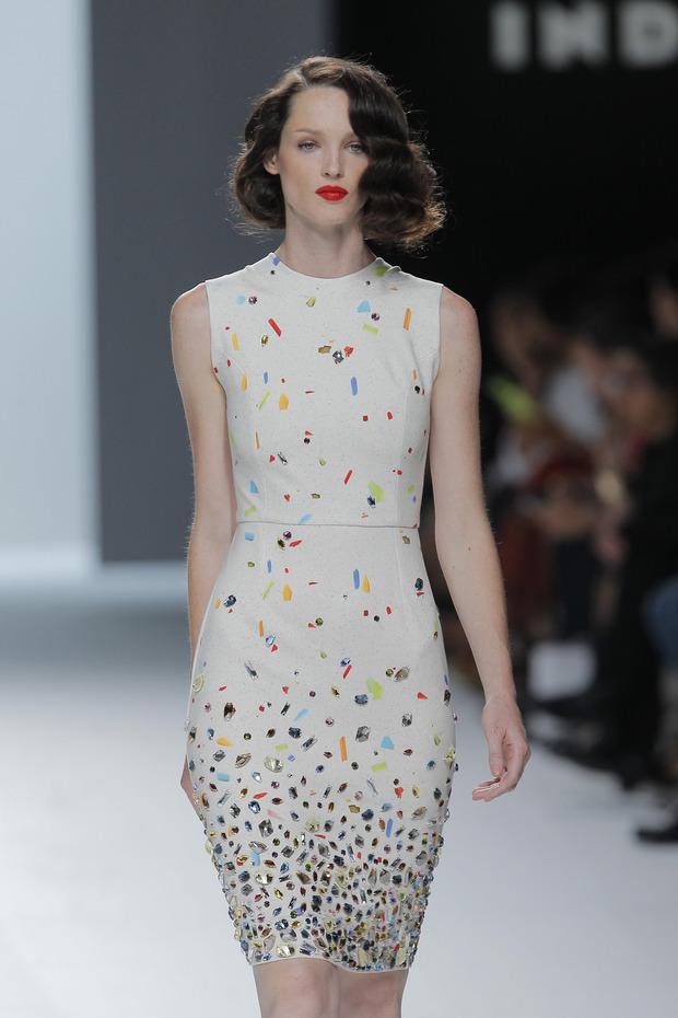Madrid Fashion Week SS 2013: DAVIDELFIN. Изображение № 28.