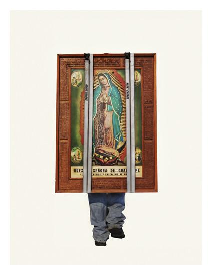 Изображение 11. Арт-портреты мексиканских паломников.. Изображение № 11.