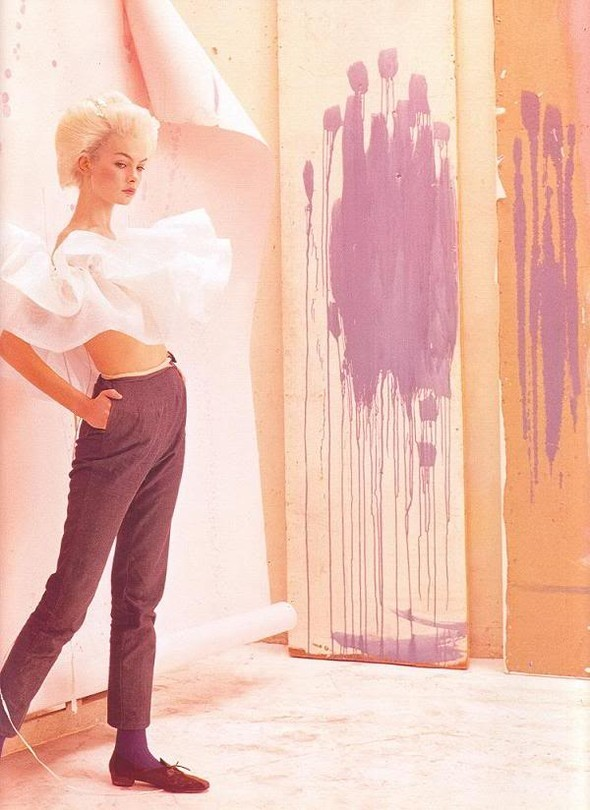 Oh,Goddess.Jean Shrimpton. Изображение № 6.