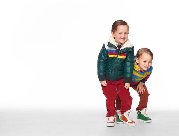 Все лучшее детям: лукбуки D&G, Gucci, John Galliano, Burberry. Изображение № 2.