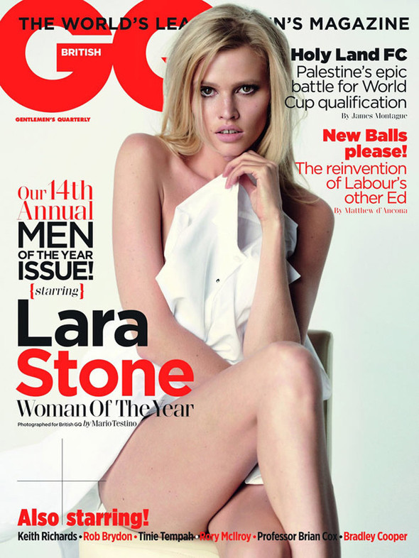 Lara Stones Three Fall Covers. Изображение № 3.