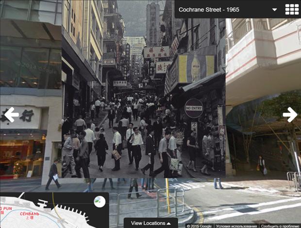 Район самой большой в мире уличной эскалаторной системы, 1965. Изображение № 8.