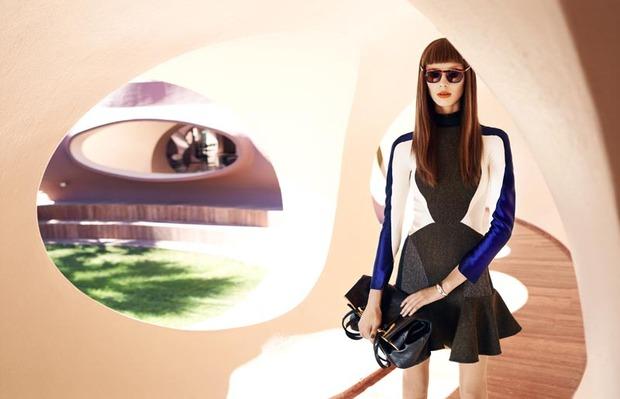 Вышли новые съемки из Bon, Flair, Vogue и других журналов. Изображение № 9.