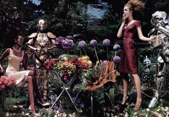 Изображение 208. Мода и Стиль в работах 9ти мастеров фотографии.. Изображение № 211.