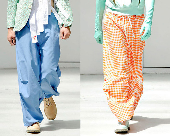 CLOUD #9 by Walter Van Beirendonck Summer 2012. Изображение № 12.
