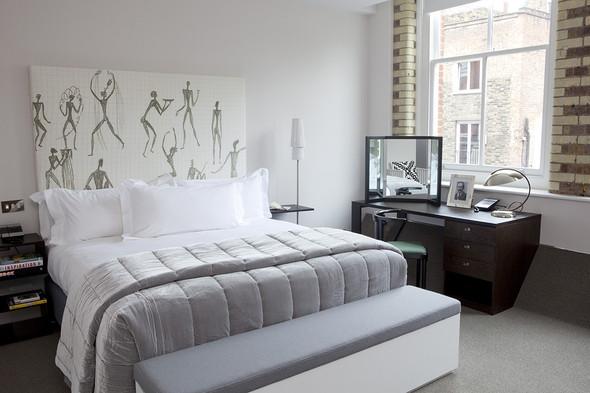 Изображение 34. Design Hotels: Boundary, Лондон.. Изображение № 33.