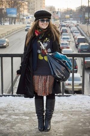 Винтаж и мода: 15 городов от Рейкьявика до Москвы. Изображение № 85.