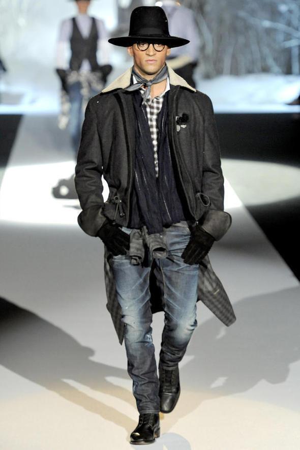 Изображение 230. Milan Fashion Week. Часть 2.. Изображение № 229.