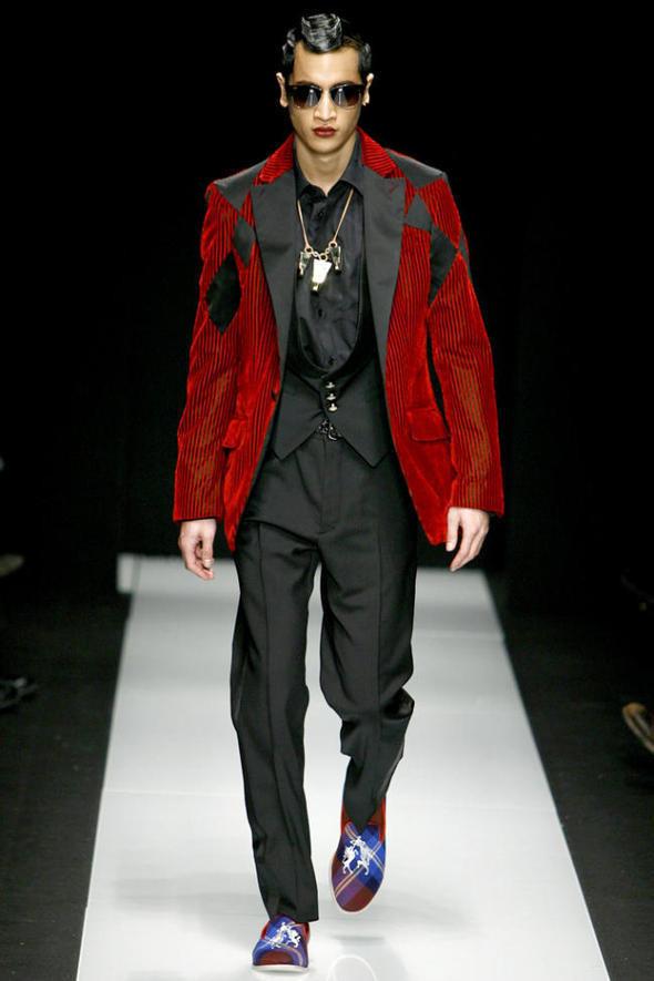 Изображение 96. Milan Fashion Week. Часть 1.. Изображение № 112.