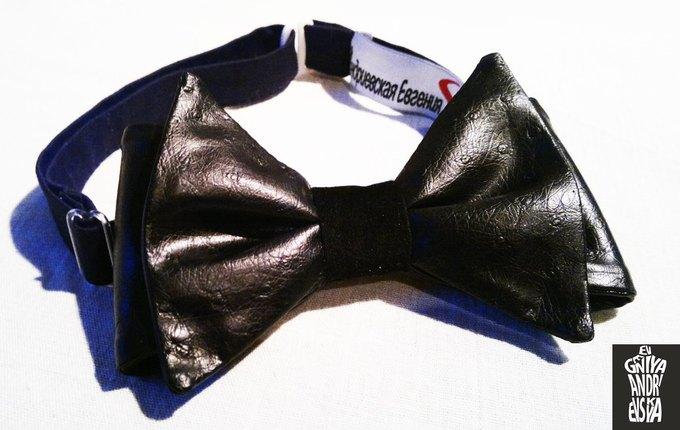 Фееричные галстуки - бабочки от дизайнера Евгении Андриевской.. Изображение №15.