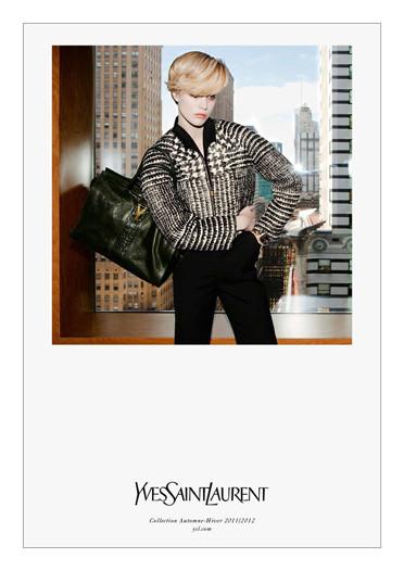 Изображение 5. Превью кампаний: Givenchy, Miu Miu и Yves Saint Laurent.. Изображение № 5.