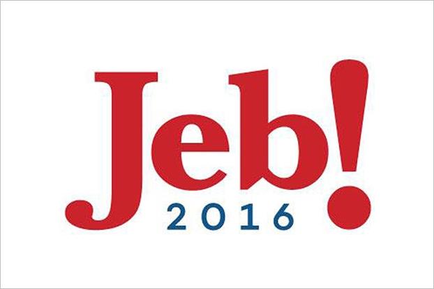 Кандидат от Республиканской партии Джеб Буш. Изображение № 1.