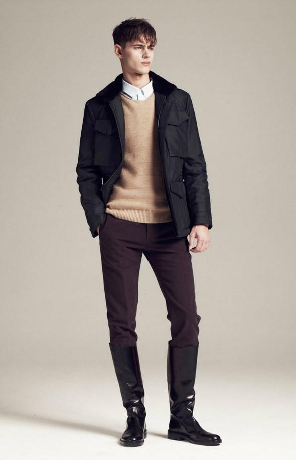 Изображение 1. Лукбук: Marc Jacobs Menswear FW 2011.. Изображение № 1.