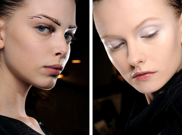 Перевести стрелки: тенденции макияжа FW 2010. Изображение № 15.