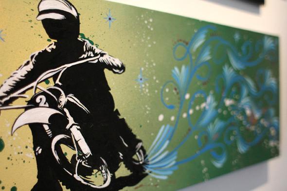 К доске: 10 художников-скейтбордистов. Изображение №35.