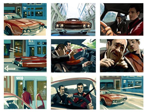 Создать папку: 5 успешных российских иллюстраторов рассказывают о портфолио. Изображение №24.