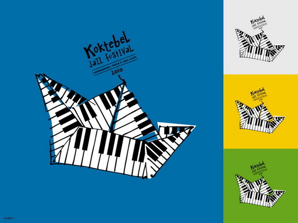 Koktebel Jazz Fest & Sekta: Festival Graphic Contest. Изображение № 75.