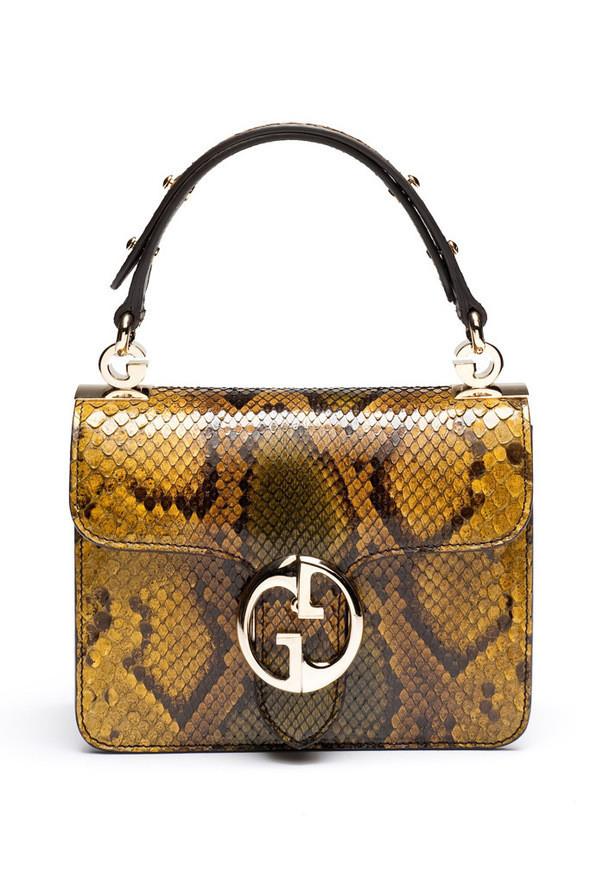 Изображение 61. Лукбуки: Gucci, Marc Jacobs и другие.. Изображение № 3.