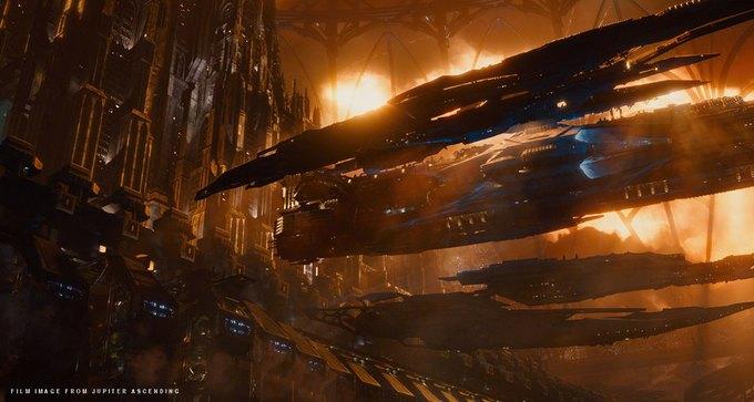 Художник «Восхождения Юпитер» выложил концепты к фильму. Изображение № 20.