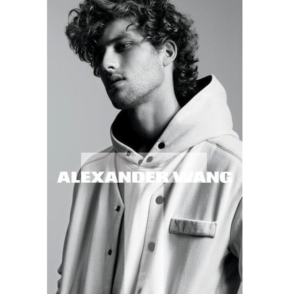 Новые кампании: Alexander Wang, Aquascutum, Lanvin. Изображение № 25.