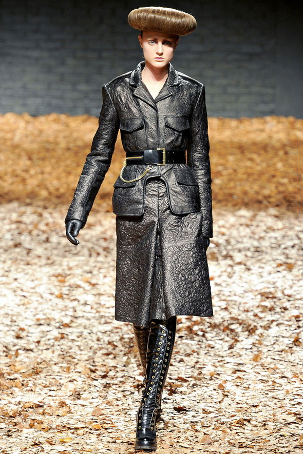 Лукбук McQ by A. McQueen F/W 2012-13, Женская и мужская коллекции. Изображение № 8.